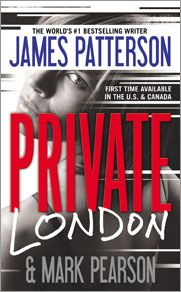 Private London, by James Patterson  Check it out at the library: http://alpha2.suffolk.lib.ny.us/record=b4401671~S29