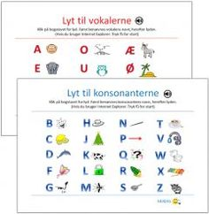 Læsnu Danish Language, Family Planner, Cooperative Learning, Grade 1, Activities For Kids, Teacher, Classroom, Writing, Education