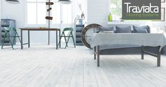 At Traviata Flooring, One of South Africa's largest importers and wholesalers of wood and vinyl flooring products and systems. Wood Laminate, Laminate Flooring, Vinyl Flooring, Small Sewing Rooms, Vinyl Blinds, Ceiling Decor, Blinds For Windows, Window Coverings, Bassinet