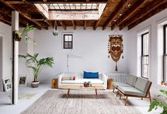 Light from above. casa del caso: BeHomm | the home exchange community for creative people