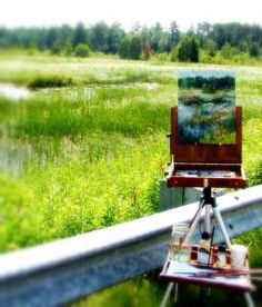 Pop Up Plein Air with Tonja Sell