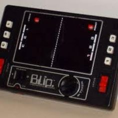 Blip yes...I had one when they first came out.