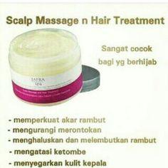 Scalp Massage Hair Treatment For more info Pin 57DC298D Line/IG priskilla.beautyshop