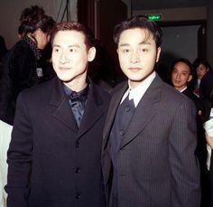 GorGor and Jacky Cheung