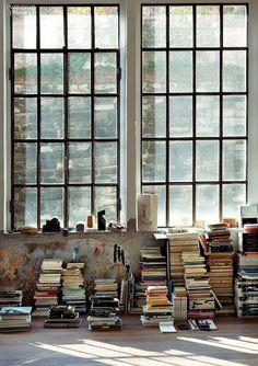 Laat je voor je home office inspireren door de mooiste ateliers
