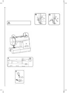 Manual - Elgin Genius Plus JX 4035 Máquina de costura Maquina Elgin Genius, Manualidades