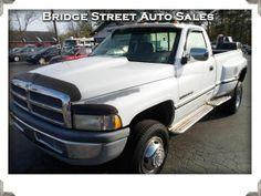 1996 Dodge Ram 3500, 130,969 miles, $5,995.