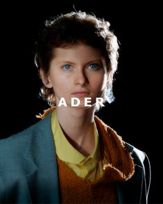 ADER Ader, Her Style, Campaign, Channel, Portraits, Head Shots, Portrait Photography, Portrait Paintings, Headshot Photography