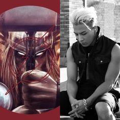 NorseCabins&KPOP // Thor // Taeyang of BigBang