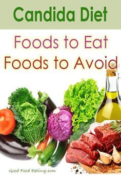 A list of foods to eat and foods to avoid on the candida diet. Though it is a re… A list of foods to eat and foods to avoid on the candida diet. Though it is a restrictive diet, there are still plenty of delicious foods to choose from. Candida Diet Food List, Anti Candida Diet, Candida Cleanse, Candida Symptoms, Candida Yeast, Foods To Avoid, Foods To Eat, Diet Foods, Anti Candida Recipes