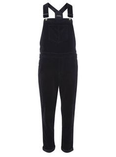 Blue Cord Dungarees