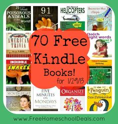 70 Free Kindle Books: Carnivores and Super Predators, Dolch Sight Words Flash Cards & Activities Levels 1-3,  Easy Breakfast Mug Recipes, + More! *These books are free at the time of posting on 1/29/13. Be sure to get the free books that you want NOW before the prices jump back up!*