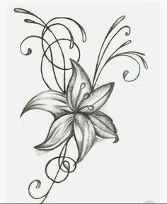 Floral Tattoo Designs For Everyone To Choose From These Images Were Drawn By Various