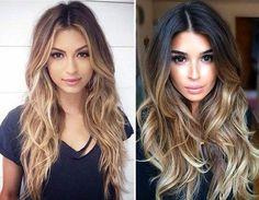 Cortes de cabelos longos 2016