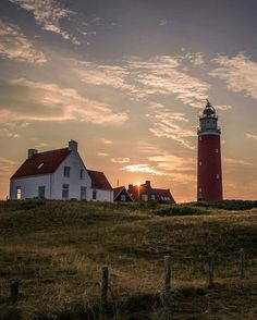 Texel Believe In Magic, Big Ben, Holland, Dutch, Waves, Sunset, Building, Pictures, Light House