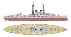 USS New York - New York class Battleship