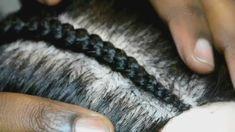 Ethnic Hairstyles, Braided Hairstyles, Black Hairstyles, Natural Hair Tips, Natural Hair Styles, Au Natural, Bridesmaid Hair Tutorial, Ghana Braids, Black Hair Care