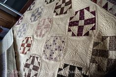 Borderline Quilter: Moving right along!