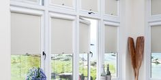 Made to measure Perfect Fit Blinds for windows and conservatory roofs. Window Sill, Window Coverings, Window Treatments, Upvc Windows, Windows And Doors, Perfect Fit Blinds, Fitted Blinds, Tilt And Turn Windows, Cottage Windows
