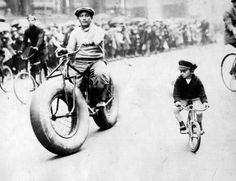 Real Fat Tires #fatbike #bicycle