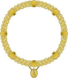 File:Order of Saint Michael (heraldry).svg