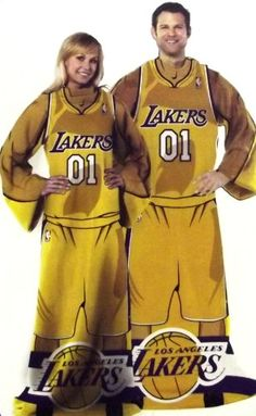 Los Angeles Lakers Comfy Throw - Player Design by Northwest Company 351e3254b936