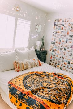 Montessori bed: inspirations to insert the furniture in the decoration - Home Fashion Trend Cute Bedroom Ideas, Room Ideas Bedroom, Bedroom Bed, Bedrooms, Bedroom Girls, Bedroom Inspo, Boho Bedroom Decor, Boho Room, Bohemian Decor