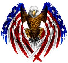 Eagle American Flag Wings 172 Photo: This Photo was uploaded by graphicsinc1. Find other Eagle American Flag Wings 172 pictures and photos or upload you...