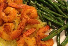 Fast Paleo » Buffalo Shrimp Scampi over Spaghetti Squash - Paleo Recipe Sharing Site