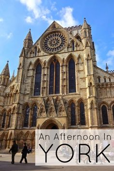 An Afternoon In York - Ever Changing Scenery