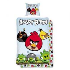 Funda nordica de #AngryBirds 160x200cm, por sólo 25.64€!