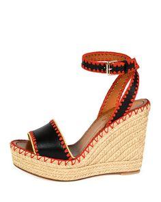 baa2897f9e8e braided jute and whipstitch detail Espadrille Sandals