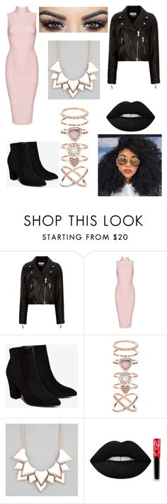 """""""Baddie"""" by luisa-fashion ❤ liked on Polyvore featuring Étoile Isabel Marant, Posh Girl, Billini, Accessorize, Full Tilt and Lime Crime"""