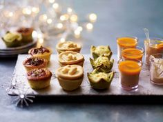 Heston Blumenthal Waitrose Christmas Party Food. Ok so probably too fancy and foodie for my friends but it could be fun