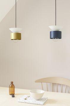 Lampe Céleste Designerbox x Lightonline - Photo : Heju