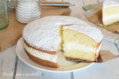 Torta Margherita Soffice con Crema al Latte