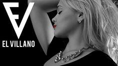 El Villano - Un Beso Ft. Danny Paz (Lyric Video)