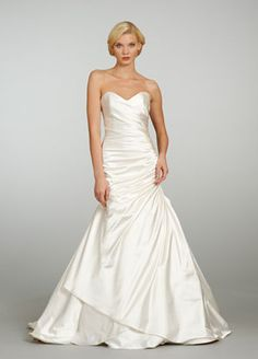 Bridal Gowns, Wedding Dresses by Jim Hjelm - Spring 2013 Collection - JLM Couture
