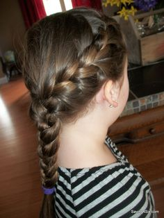 How to Make more Fun Braids…