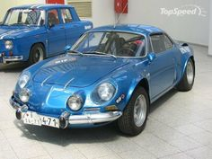 1961 - 1973 Renault Alpine A110 picture - doc148650