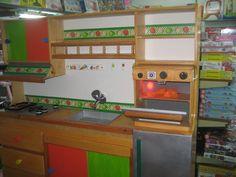 Instalada iluminación de colores en el interior del horno