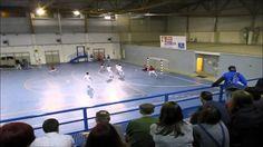 Partido de futbol sala cadete entre Oroquieta Espinillo y C.G.R Distrito...