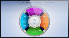 How To Create Circle Infographic for Workflow, Steps, Process in Microso...
