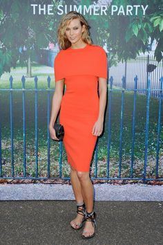Karlie Kloss @ the annual Serpentine Summer Party 2015