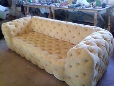 chesterfield sillones sofa argentina - YouTube
