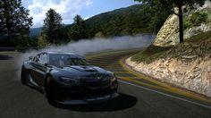 Gran Turismo 6  Drift  with BMW vision car...