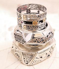 Egyptian designer: Azza Fahmy.