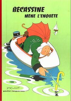 Bécassine (Hachette) -31- Bécassine mène l'enquète - BD