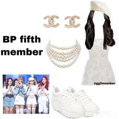 Boujee Outfits, Kpop Fashion Outfits, Stage Outfits, Korean Outfits, Polyvore Outfits, Ulzzang Fashion, Blackpink Fashion, Cute Fashion, Pop Clothing