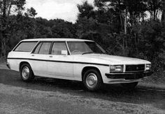 Holden WB Kingswood Prototype Wagon